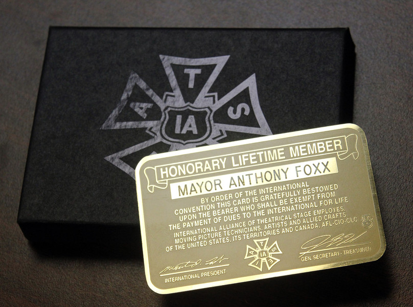IATSE Local 322 - Current News and Resources